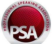 Find out more about the Professional Speaking Association